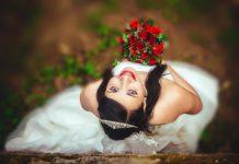 robe de mariage sirène