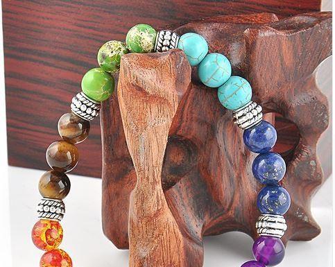 Choisir son bracelet 7 chakras