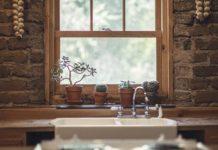Fenêtre sur mesure en bois