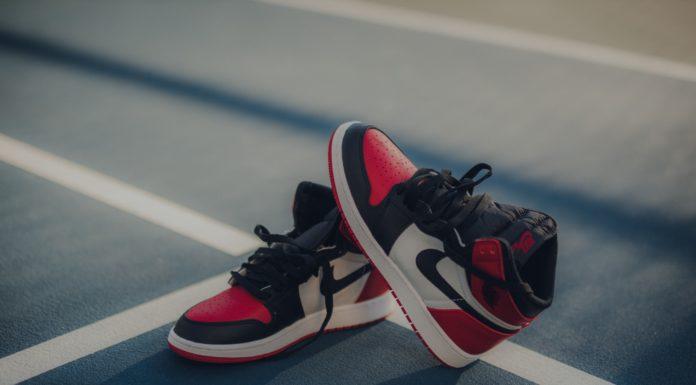 Les sneakers, une chaussure très à la mode !
